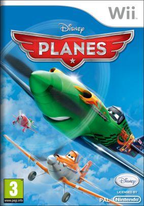 Immagine della copertina del gioco Planes per Nintendo Wii