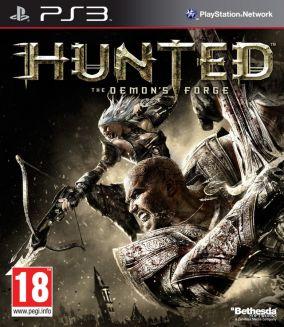 Copertina del gioco Hunted: The Demon's Forge per PlayStation 3