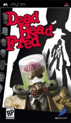 Immagine della copertina del gioco Dead Head Fred per PlayStation PSP