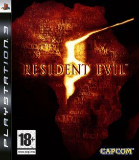 Immagine della copertina del gioco Resident Evil 5 per PlayStation 3