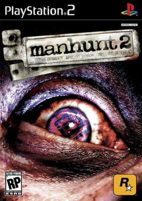 Immagine della copertina del gioco Manhunt 2 per PlayStation 2