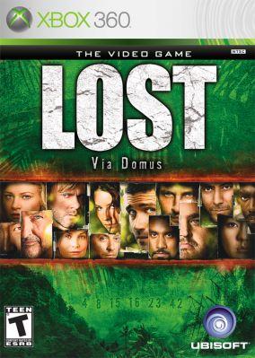 Immagine della copertina del gioco Lost: Via Domus per Xbox 360