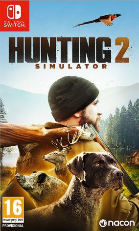 Copertina del gioco Hunting Simulator 2 per Nintendo Switch