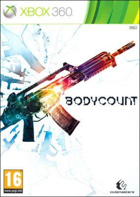 Copertina del gioco Bodycount per Xbox 360