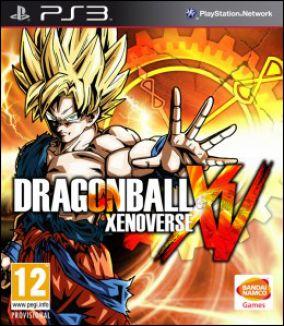 Copertina del gioco Dragon Ball Xenoverse per PlayStation 3