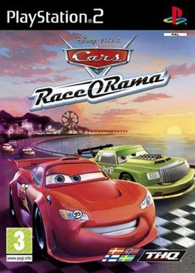 Copertina del gioco Cars Race-O-Rama per PlayStation 2