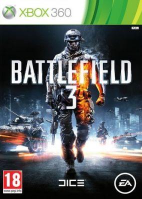 Copertina del gioco Battlefield 3 per Xbox 360