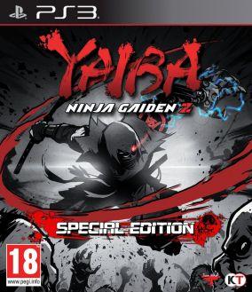 Immagine della copertina del gioco Yaiba: Ninja Gaiden Z per PlayStation 3