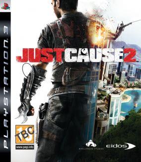 Copertina del gioco Just Cause 2 per PlayStation 3