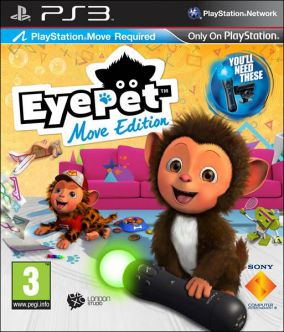 Copertina del gioco Eyepet Move Edition per PlayStation 3