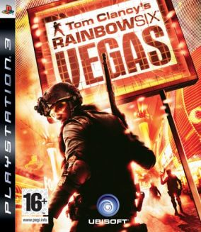 Copertina del gioco Tom Clancy's Rainbow Six Vegas per PlayStation 3