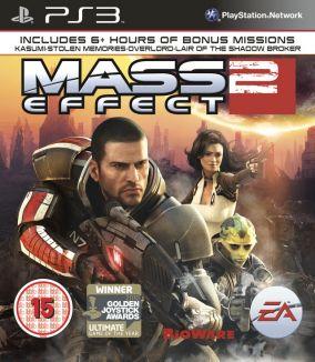 Immagine della copertina del gioco Mass Effect 2 per PlayStation 3