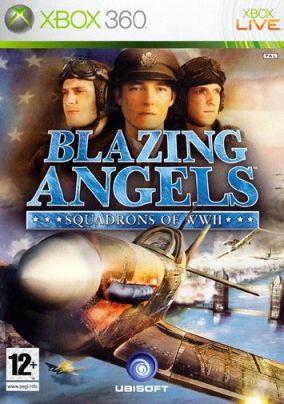 Copertina del gioco Blazing Angels Squadrons of WWII per Xbox 360