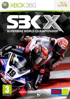 Immagine della copertina del gioco SBK X : Superbike World Championship per Xbox 360