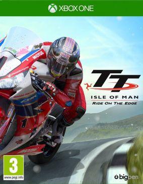 Immagine della copertina del gioco TT Isle of Man per Xbox One