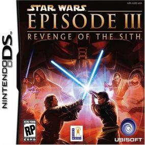 Immagine della copertina del gioco Star Wars Episodio 3: La Vendetta dei Sith per Nintendo DS