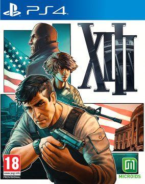 Immagine della copertina del gioco XIII per PlayStation 4