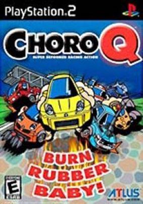 Copertina del gioco Choro Q per PlayStation 2