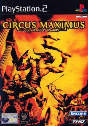 Immagine della copertina del gioco Circus Maximus: Chariot  Wars per PlayStation 2