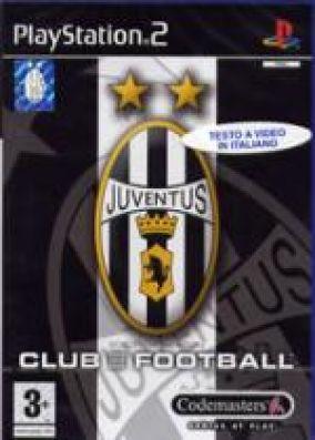 Copertina del gioco Club Football: Juventus per PlayStation 2