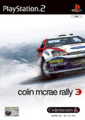 Copertina del gioco Colin McRae Rally 3 per PlayStation 2