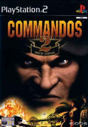 Copertina del gioco Commandos 2 per PlayStation 2