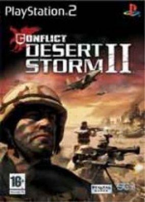 Immagine della copertina del gioco Conflict: Desert storm  2 per PlayStation 2