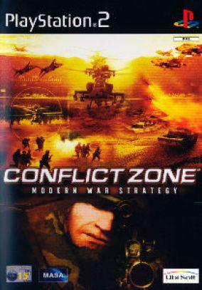 Immagine della copertina del gioco Conflict Zone  per PlayStation 2
