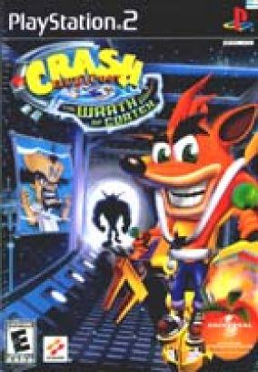 Copertina del gioco Crash Bandicoot: The Wrath of Cortex per PlayStation 2