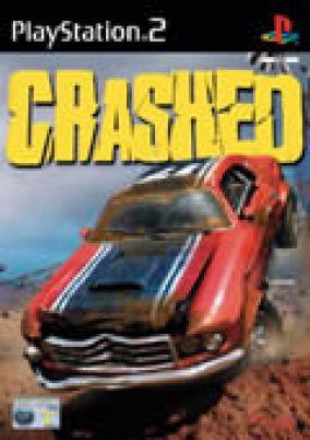 Copertina del gioco Crashed per PlayStation 2