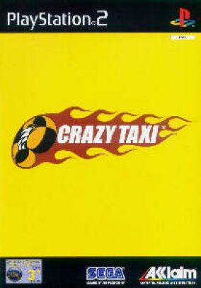 Immagine della copertina del gioco Crazy taxi per PlayStation 2