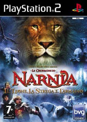 Copertina del gioco Le Cronache di Narnia per PlayStation 2