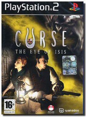 Copertina del gioco Curse: The Eye of Isis per PlayStation 2