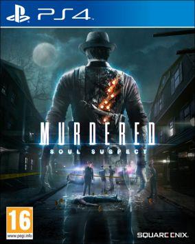 Immagine della copertina del gioco Murdered: Soul Suspect per PlayStation 4