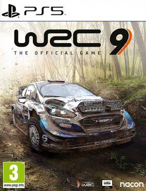 Copertina del gioco WRC 9 per PlayStation 5
