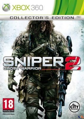 Copertina del gioco Sniper: Ghost Warrior 2 per Xbox 360