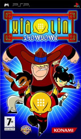 Immagine della copertina del gioco Xiaolin Showdown per PlayStation PSP