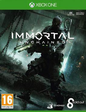 Immagine della copertina del gioco Immortal: Unchained per Xbox One