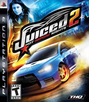 Copertina del gioco Juiced 2 Hot Import Nights per PlayStation 3