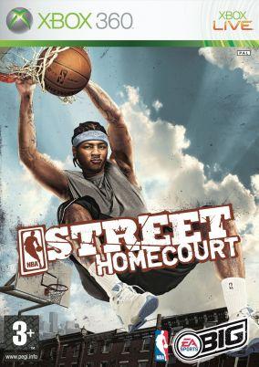 Copertina del gioco NBA Street Homecourt per Xbox 360