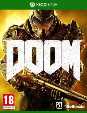 Immagine della copertina del gioco Doom per Xbox One