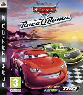 Immagine della copertina del gioco Cars Race-O-Rama per PlayStation 3