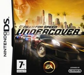 Immagine della copertina del gioco Need For Speed Undercover per Nintendo DS