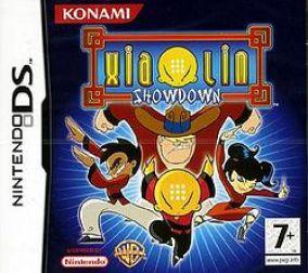 Immagine della copertina del gioco Xiaolin Showdown per Nintendo DS