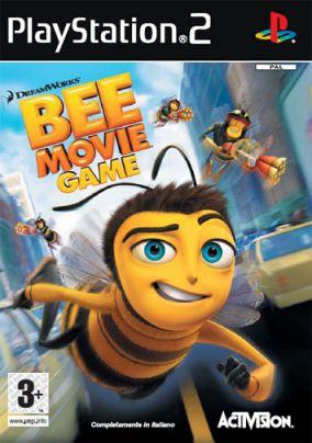 Copertina del gioco Bee movie game per PlayStation 2