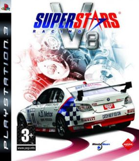 Copertina del gioco Superstars V8 Racing per PlayStation 3