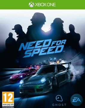 Copertina del gioco Need for Speed per Xbox One
