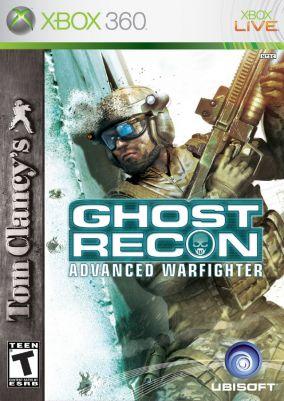 Copertina del gioco Ghost Recon Advanced Warfighter per Xbox 360