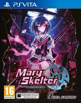 Copertina del gioco Mary Skelter: Nightmare per PSVITA