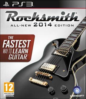 Copertina del gioco Rocksmith 2014 Edition per PlayStation 3